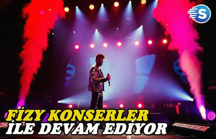 fizy İstanbul Müzik Haftası konserler ile devam ediyor