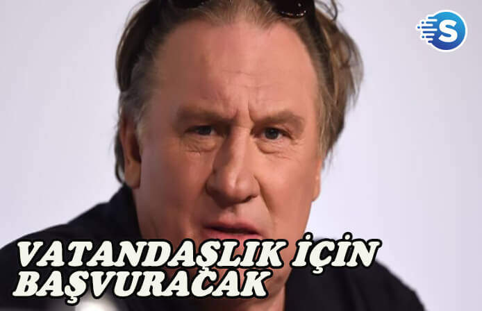 Tecavüzle suçlanan Gerard Depardieu, Cumhurbaşkanı Erdoğan'dan vatandaşlık isteyecek!