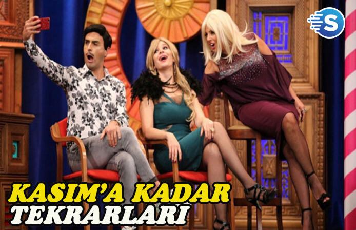 Show Tv'nin Çarşamba günü planı Güldür Güldür tekrarları