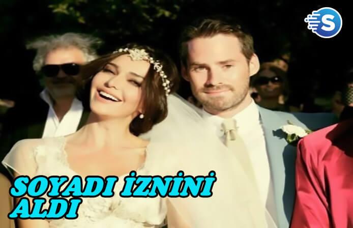 Hande Ataizi, soyadı iznini aldı