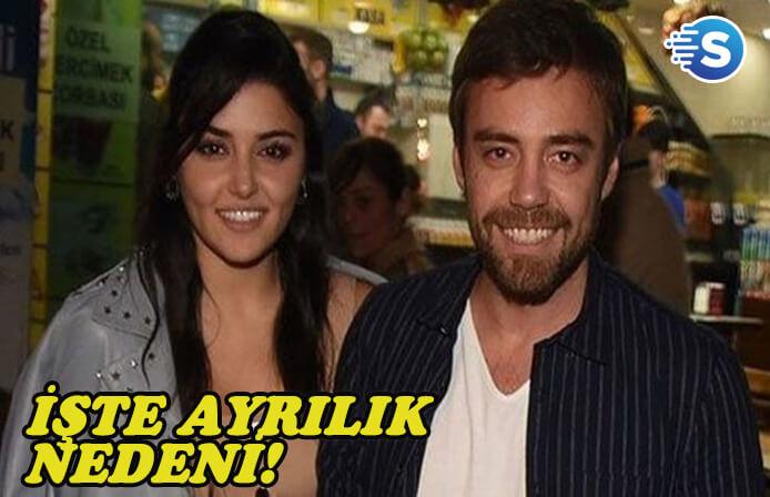 Hande Erçel sessizliğini bozdu, işte Murat Dalkılıç'tan ayrılma nedeni