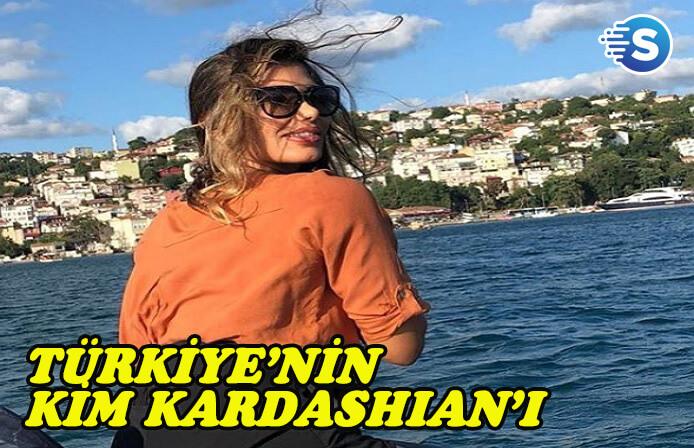 """Türkiye'nin Kim Kardashian'ı: """"Hatice"""""""