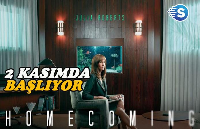 Julia Roberts'ın ilk dizisi 2 Kasımda başlıyor