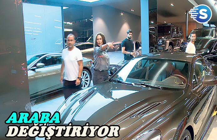 Hülya Avşar'ın 'Aston Martin' bilgisi