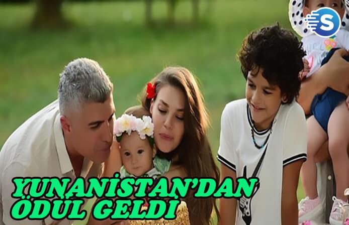 İstanbullu Gelin dizisi MediaMixx TV Festivali'nden ödülle döndü