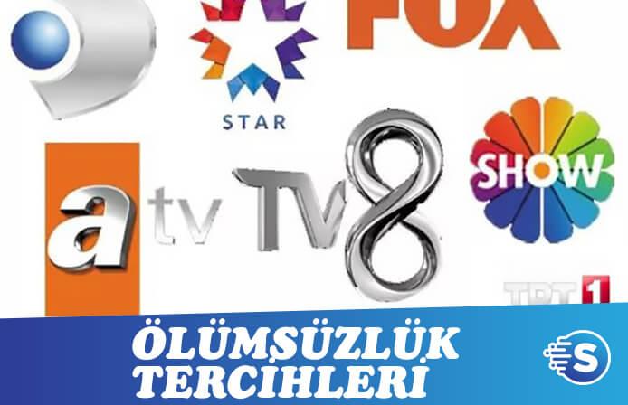 Yeni sezonda hangi kanal hangi dizileri yayınlayacak?