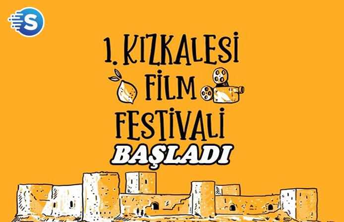 Erdemli'de 30 filmin yarışacağı festival başladı
