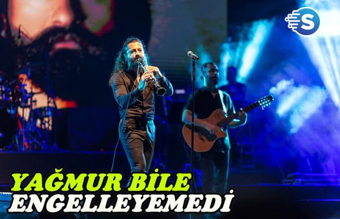 Turkcell Yıldızlı Geceler'de Koray Avcı coşkusu