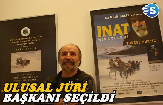 Malatya Film Festivali'nin Ulusal bölümünün jüri başkanı seçildi