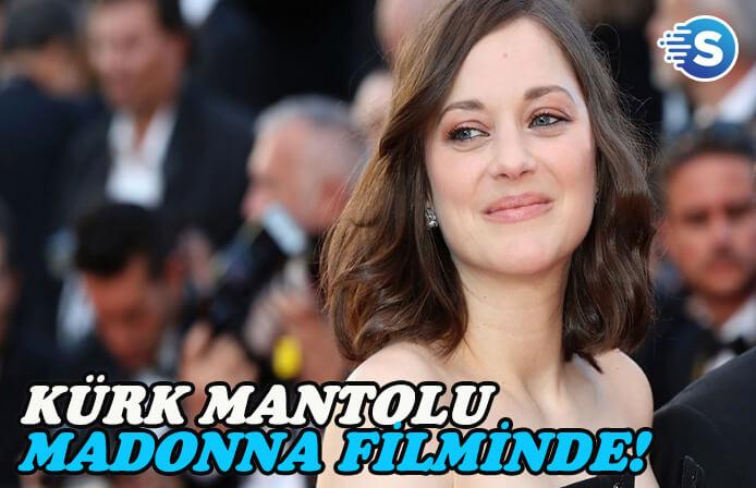 Kürk Mantolu Madonna filmine oskarlı yıldız!