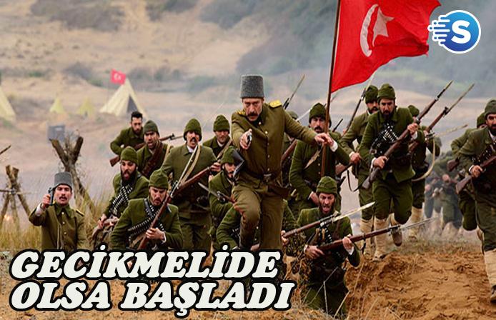 Mehmetçik Kûtulamâre'de kostüm krizi çekimleri geciktirdi