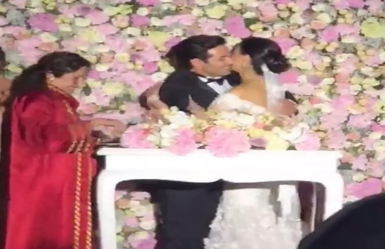 mert fırat idil fırat düğününden fotoğraflar