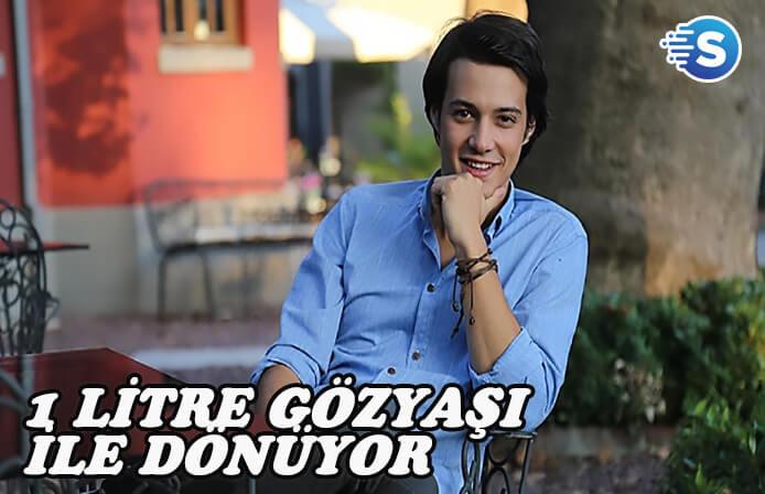 Mert Yazıcıoğlu, Mahir karakteri ile 1 Litre Gözyaşı'nda