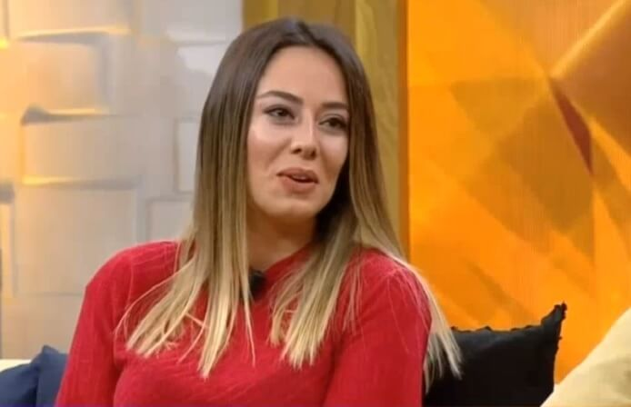 """Merve Sevi: """"Çalkan Algün ile boşanmıyorum"""""""