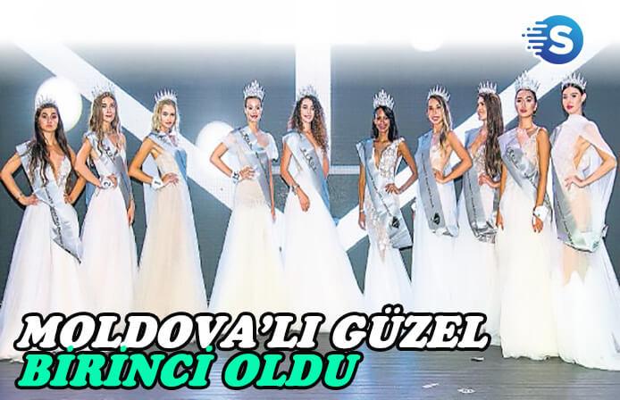 Miss Fashion'da Tac, Moldova'ya gitti