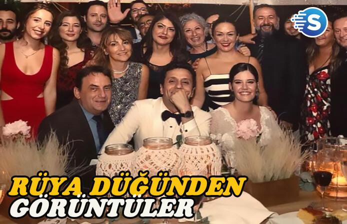 Müjgan Ferhan Şensoy ve Cem Öget'in düğününden görüntüler ortaya çıktı