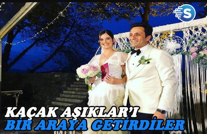 Ferhan Şensoy'un düğünü kaçak aşıkları ortaya çıkardı