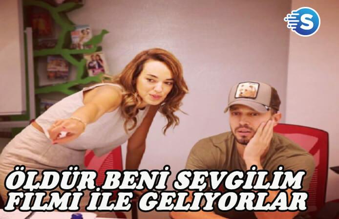 Murat Boz ve Seda Bakan'dan yeni film: Öldür Beni Sevgilim