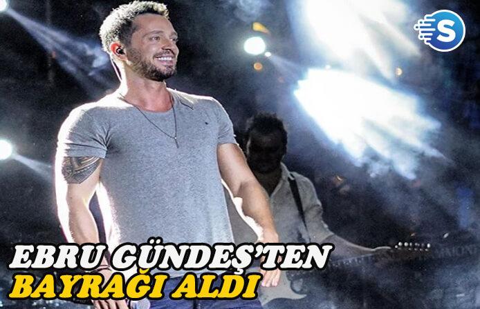 Murat Boz, Tev'e destek oldu, 'Neydim, Ne Oldum' dedi