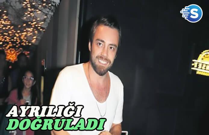 Murat Dalkılıç, Hande Erçel ile ayrıldıklarını doğruladı