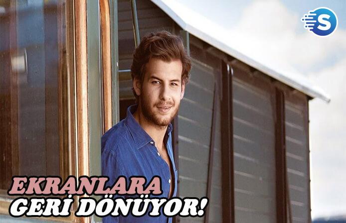 Mustafa Mert Koç yeni dizisi ile ekranlara dönüyor!