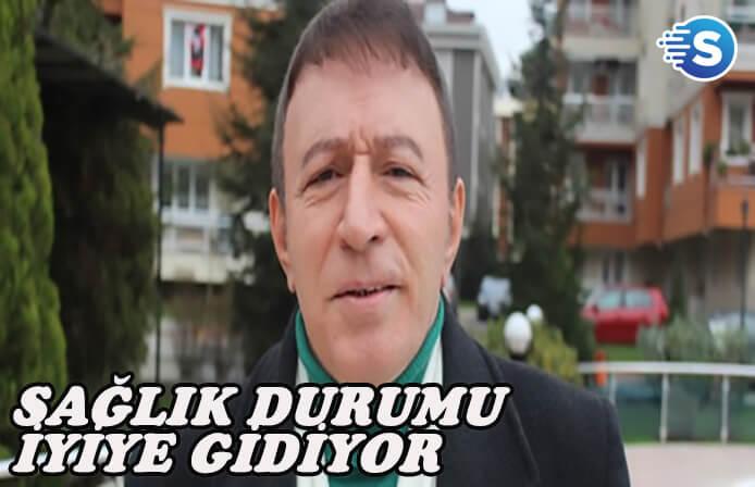 Alp Kırşan, Mustafa Topaloğlu'ndan iyi haberler verdi