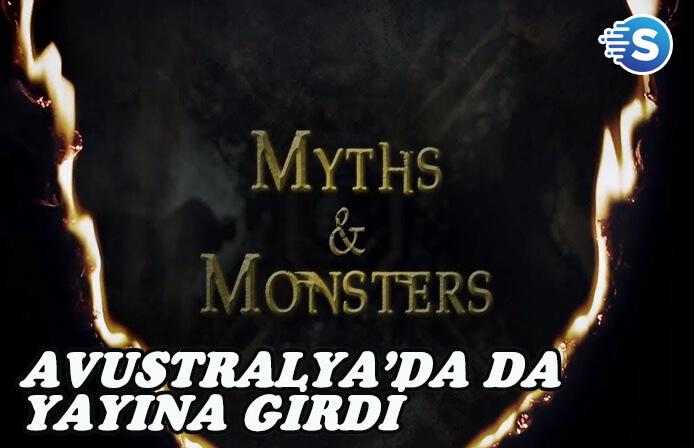Müzikleri bir Türk'e ait olan Myths & Monsters yayılmaya devam ediyor