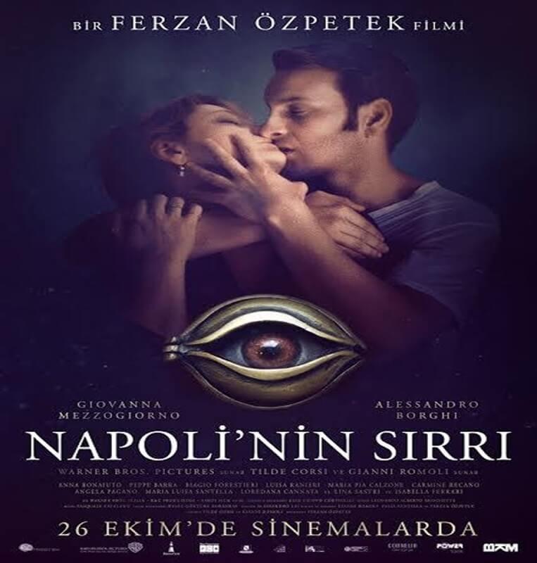 napoli'nin sırrı afiş