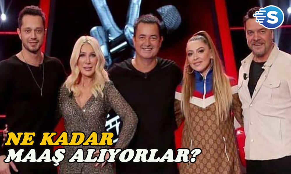 O Ses Türkiye 2018'e jürilerin maaşları zamlandı