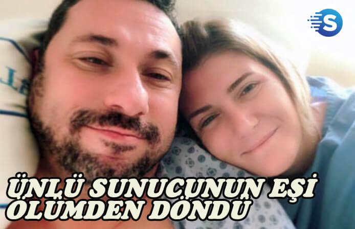 Sunucu Özge Uzun'u korkutan kriz!
