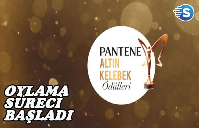 Pantene Altın Kelebek Ödülleri 2018 oylamaları başladı, oyunuzu verin!