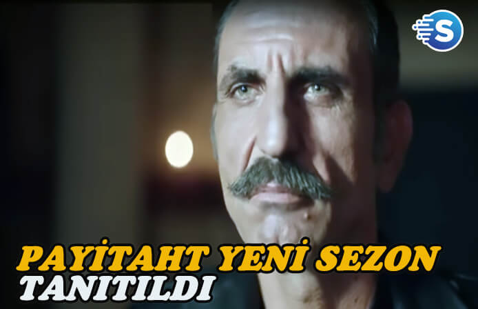 Payitaht Abdülhamid dizisinin yeni sezonundan ilk tanıtım geldi