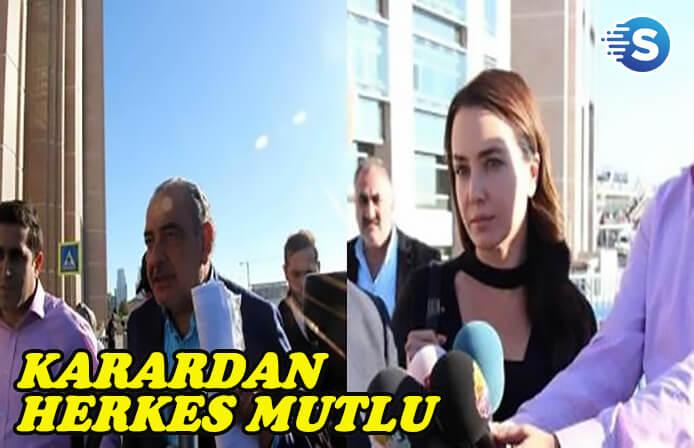 Reha Muhtar ve Deniz Uğur'un velayet davasına herkesi mutlu eden karar