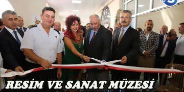 Resim ve Sanat Müzesi Çalıştayı Sergisi açıldı