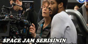 Black Panther'in yönetmeni Ryan Coogler, Space Jam'in yapımcısı oldu!