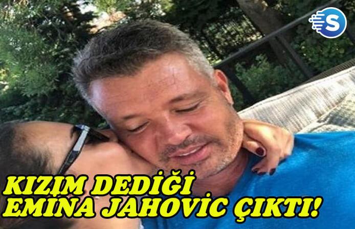 Sadettin Saran Emina Jahovic aşkı kanıtlandı