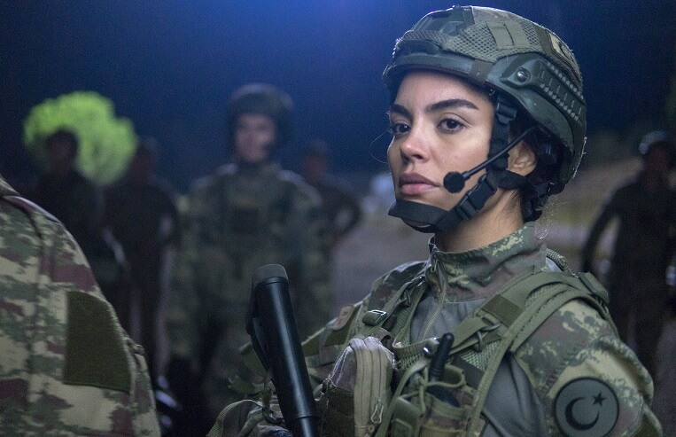 savaşçı 3.seozn fotoğrafları