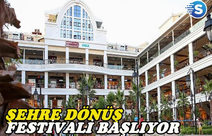 Mavişehir'de 7'den 70'e festival