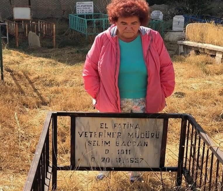 selda bağcan baba mezarı ziyareti