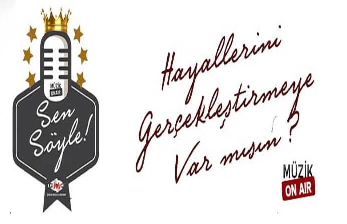 Sen Söyle Türkiye isimli ses yarışması başlıyor!