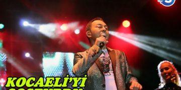 Serdar Ortaç, Seka Yaz Konserleri'nde sahne aldı