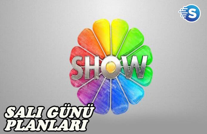 Show Tv'nin yeni sezonda Salı günü programı belli oldu