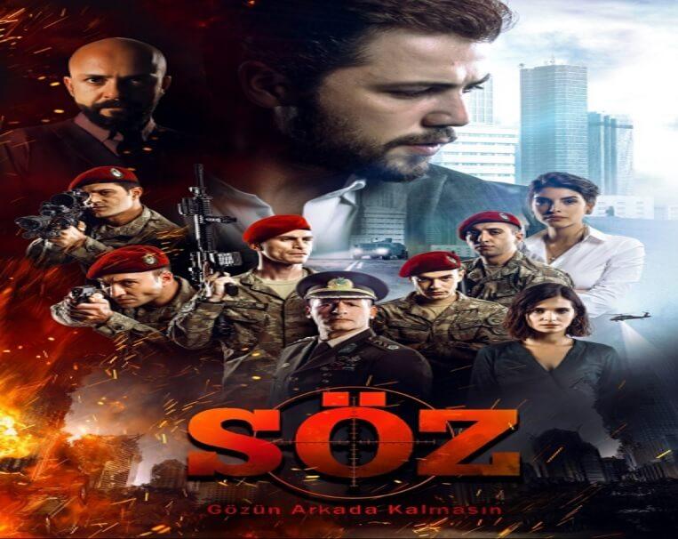 söz 3.sezon afiş