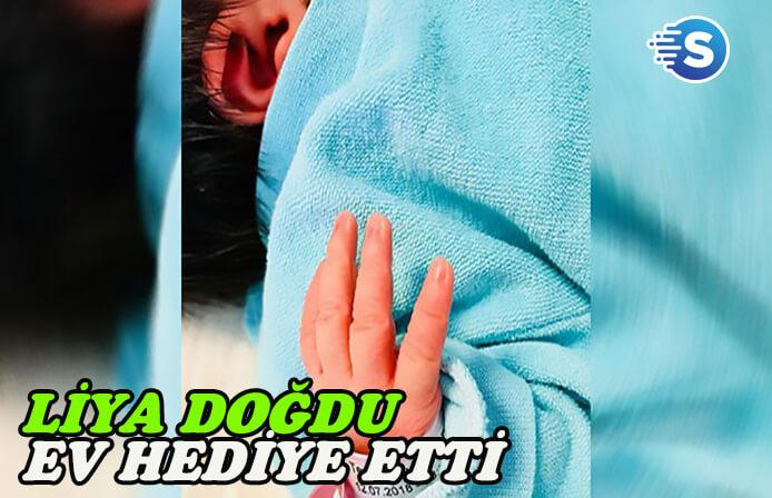Tarkan'dan Pınar Tevetoğlu'na 'Liya' hediyesi