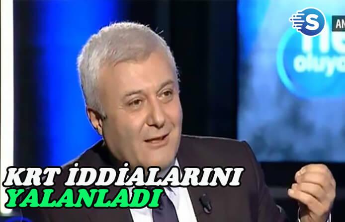 Tuncay Özkan, KRT iddialarını cevapladı