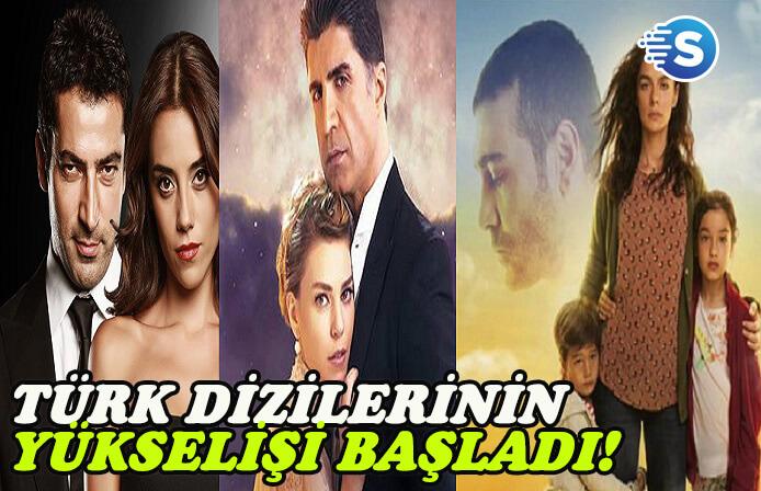 İşler değişiyor, Türk dizilerinin yükselişi başladı