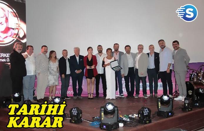 Türk sineması için dönüm noktası