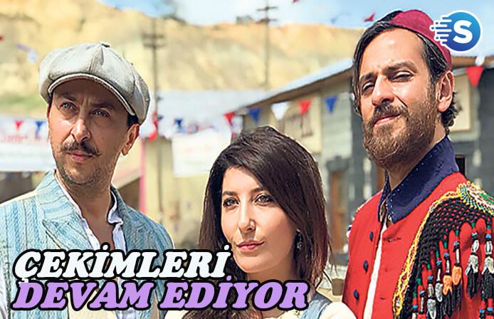 Turkish-i Dondurma filminin çekimleri devam ediyor