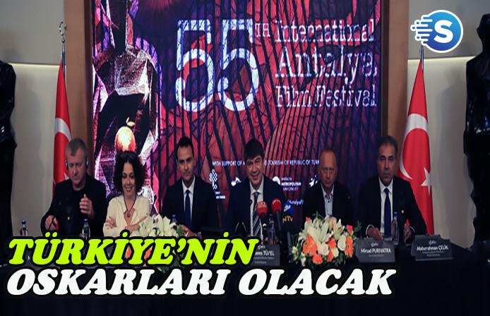 Türkiye'nin Oskarları, Türkiye Sinema Endüstrisi Ödülleri ile belirlenecek