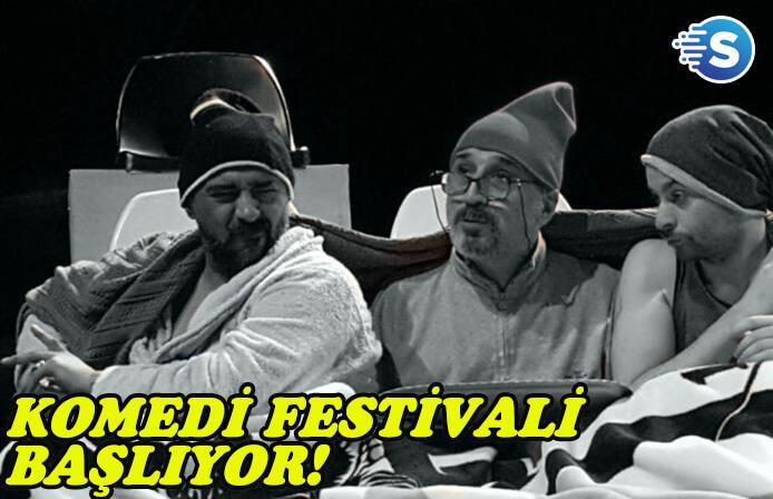 4. Ankara Uluslararası Komedi Festivali için geri sayım başladı